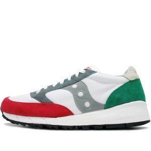 SAUCONY x ALIFE JAZZ 91 ALIFE LIMITED RED/GREEN/WHITE サッカニー エーライフ ジャズ エーライフリミテッド レッド グリーン ホワイト S70252-1|passover