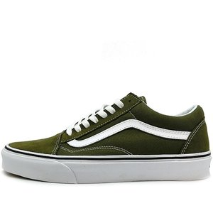 VANS OLD SKOOL WINTER MOSS/TRUE WHITE バンズ オールドスクール ウィンターモス トゥルーホワイト VN0A38G1OW2|passover
