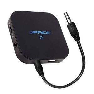 (JPRiDE) JPT1 Bluetooth トランスミッター & レシーバー ( 受信機...