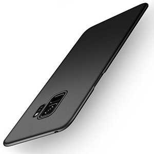 pzx Samsung Galaxy S9 ケース 全面保護 指紋防止 3層メッキ加工 シリコン塗装...