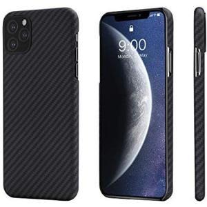 iPhone 11 Pro Maxケース「PITAKA」Magcase 軍用防弾チョッキ素材アラミド...