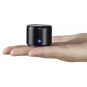 【旅行用EVAケース付き】EWA A106 ポータブル ミニ ワイヤレス Bluetooth スピー...