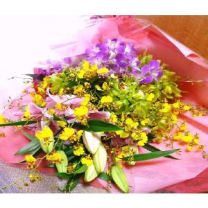 ランの花束