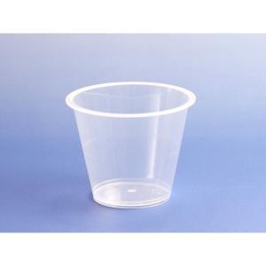 PP71-110 SHデザートカップ・110cc《耐熱》無地・100枚プリン型・プラスチック・カップ・プリンカップ・ゼリー・容器・お菓子・手作り・製菓用品|pastreet