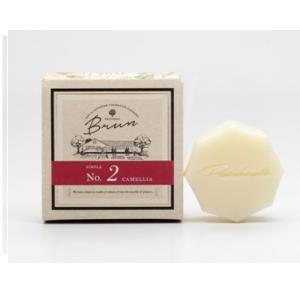 南フランスの農園の香りをイメージしたブリュンシリーズ。  カメリアは、椿油をメインに配合した椿石鹸で...