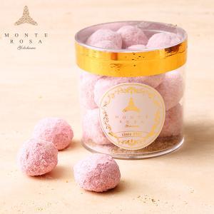ブール・ド・ルージュ      円筒ギフト 手土産に最適 手作りクッキー ベリーの香り|patisserie-monterosa