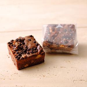 ブラウニー   フランス産チョコレートを使用した濃厚でリッチな味わいのブラウニー|patisserie-monterosa