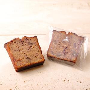 ケーク・オ・ルージュ   カシスの酸味が程よいアクセントの風味豊かなマロンのケーク|patisserie-monterosa