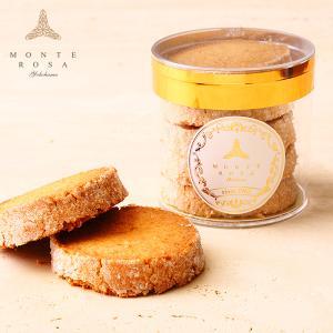 サブレ ココ      円筒ギフト 手土産に最適 手作りクッキー ココナッツ風味 軽い食感 サブレ patisserie-monterosa