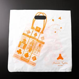 横浜モンテローザ 乳白袋(大) h390×w400|patisserie-monterosa