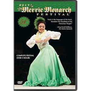 DVD 2017 Merrie Monarch ...の商品画像