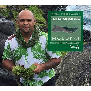 Aina Momona Molokai - Kuana Torres Kahele クアナ・トレス・カヘレ cdvd-cd 【メール便可】 pauskirt