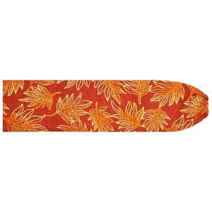 赤のパウスカートケース ラウアエ柄 pcase-2653RD 【メール便可】|pauskirt