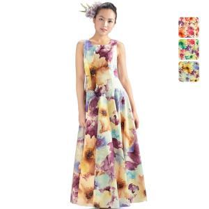 【送料無料】 グログラン スリーブレス フラドレス 色とサイズが選べる hlds-71033ds|pauskirt