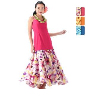 【送料無料】グログラン キャミソール フラドレス 色とサイズが選べる 71037ds|pauskirt