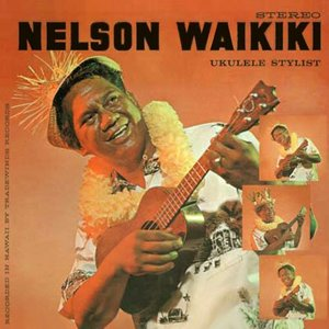 Ukulele Stylist - Nelson Waikiki ウクレレ・スタイリスト - ネルソン・ワイキキ 【メール便可】|pauskirt