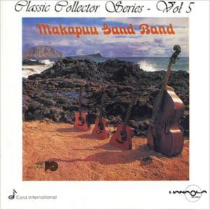 Classic Collector Series, Vol.5 : Makapuu Sand Band - マカプウ・サンド・バンド 【メール便可】|pauskirt