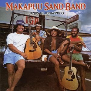 Winds of Waimanalo - Makapuu Sand Band ウインズ・オブ・ワイマナロ - マカプウ・サンド・バンド 【メール便可】|pauskirt