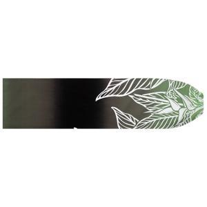 緑のパウスカートケース ヘリコニア・グラデーション柄 pcase-2669GN 【メール便可】|pauskirt