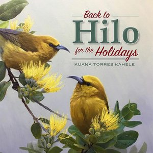 Back to Hilo for the Holidays - Kuana Torres Kahele クアナ・トレス・カヘレ 【メール便可】|pauskirt