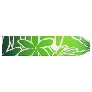 緑のパウスカートケース ティアレ・グラデーション柄 pcase-2706GN 【メール便可】|pauskirt