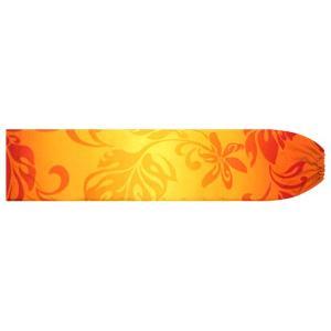 オレンジのパウスカートケース ティアレ・グラデーション柄 pcase-2728OR 【メール便可】|pauskirt
