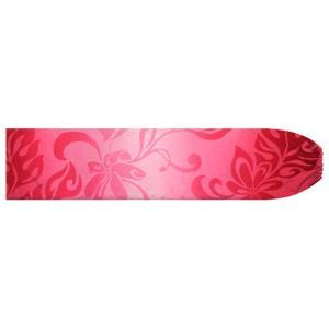 ピンクのパウスカートケース ティアレ・グラデーション柄 pcase-2728Pi 【メール便可】|pauskirt