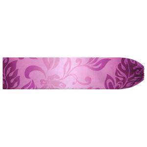 紫のパウスカートケース ティアレ・グラデーション柄 pcase-2728PP 【メール便可】|pauskirt