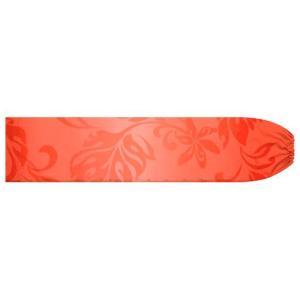 赤のパウスカートケース ティアレ・グラデーション柄 pcase-2728RD 【メール便可】|pauskirt