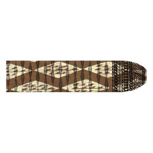 茶色のパウスカートケース カヒコ・ボーダー柄 pcase-2756BR 【メール便可】|pauskirt