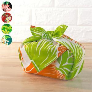 ランチクロス お弁当つつみ ハワイアン柄 大判 ハンカチ fsit-lunch-cloth 【メール便可】|pauskirt