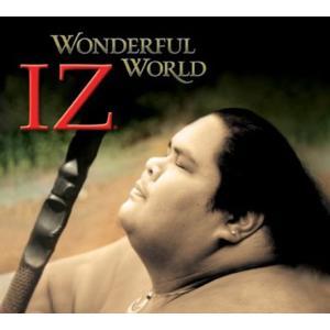 Wonderful World - Israel Kamakawiwo'ole イズラエル・カマカヴィヴォレ 【メール便可】