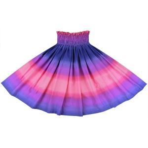 ピンクと紫のパウスカート グラデーション柄 spau-2270PiPP|pauskirt