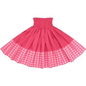 【送料無料】 ポエポエパウスカート ピンクの無地 パラカ SopoepoeL-2028Pi-c033 フラダンス 衣装|pauskirt