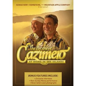 At Home in the Islands - The Brothers Cazimero ブラザーズ・カジメロ リージョンフリーDVD 【メール便可】|pauskirt