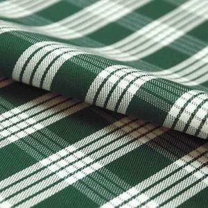 緑のコットン生地 綿100% パラカ柄 【4yまでメール便可】|pauskirt