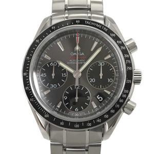 【中古】オメガ スピードマスター デイト クロノグラフ 腕時計 323.30.40.40.06.00...