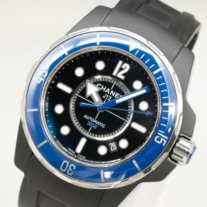 質イコー [シャネル] CHANEL 腕時計 J12 マリン 42mm H2559 メンズ 自動巻 ...