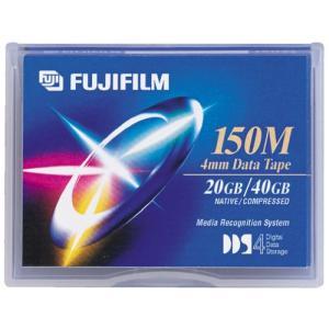 富士フイルム DDS-4 DG4-150M 4ミリ データカートリッジテープ 20/40GB(圧縮時) DDS DG4-150M W|pawpawshop