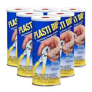 Performix ゴム・コーティング剤 プラスティ・ディップ 液状コーティングゴム 429ml レッド|pawpawshop
