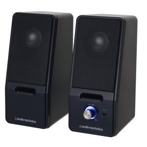 audio-technica アクティブスピーカー AT-SP121 BK|pawpawshop