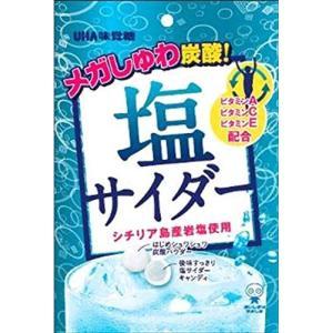 味覚糖 塩サイダー 66G×6袋|pawpawshop
