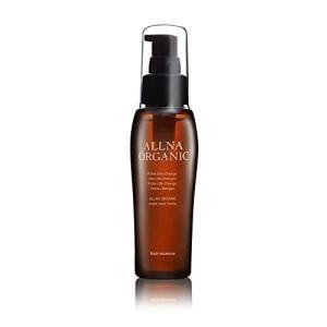 オルナ オーガニック 無添加 ヘアオイル 洗い流さない ヘアトリートメント 髪さらさら 保湿タイプ 80ml|pawpawshop