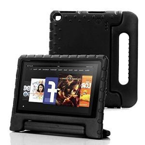 Feitenn Kindle Fire HD 10 ケース 2017 2015通用 EVA材料 ハード 子供用 衝撃吸収 軽量 傷つけ防止 スタンド|pawpawshop