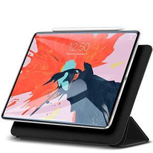 ESR iPad Pro 12.9 2018 ケース 2018モデル Apple Pencilペアリングとワイヤレス充電機能対応 マグネットス吸着式|pawpawshop