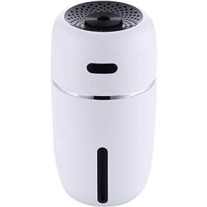 Nasaki 加湿器 卓上 空気清浄機 プレゼント アロマUSB オフィス 超音波式静音 小型 ミニ加湿器 乾燥/花粉症対策 車用加湿器 空気浄化機|pawpawshop