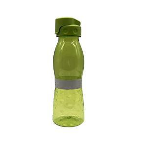 水ボトル 直飲み スポーツボトル プラスチック 水筒 ウォーターボトル アウトドアボトル 漏れ防止 700ml (Color : Green Size pawpawshop