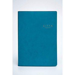 CITTA手帳2021年度版(2020年10月始まり)シーブルー pawpawshop