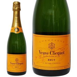 ヴーヴ クリコ ポンサルダン イエローラベル ブリュット 750ml 正規品・箱なし(シャンパン)|paz-work