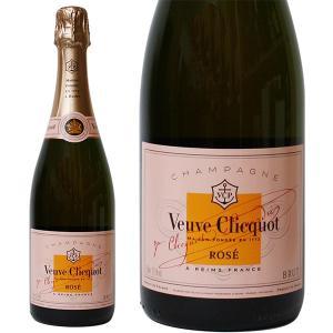 ヴーヴ クリコ ロゼ ローズラベル 750ml 正規品・箱なし(シャンパン)|paz-work